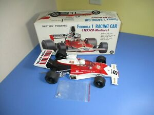 Alps Formula 1 Texaco-Marlboro McLaren M23 Racing Car w/ Box Japan