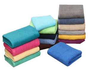 Super Soft Bath Towels with extra absorbency made with 100% Cotton Terry Towel