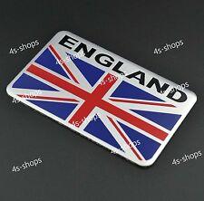 Car/Motorcycle Decal England UK Flag Decor Sticker 3D Emblem Badge Logo Signs