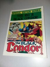 Special Edition Series 2 The Ray and Black Condor Alan Light Jim Stera TPB