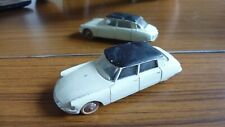 Dinky toys CITROEN DS 19 n° 24 C de 1956 Made in France