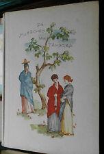 Die Mädchen von Tanagra, Griechische Terrakotten und griechische Vasen, 1925