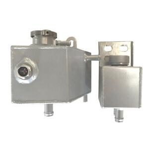 For Mini Cooper 2002-07 Aluminum Coolant Expansion Overflow Reservoir Tank w/cap