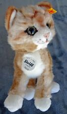 "Steiff Mizzy Cat 8"""
