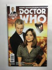Doctor Who #13  IDW Comic Book