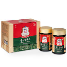 [Cheong Kwan Jang] Korean Red Ginseng Extract Honey Paste 250g x 2, Jung Ok Go