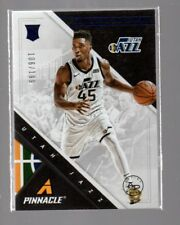 DONOVAN MITCHELL 2017-18 CHRONICLES PINNACLE ARTIST PROOF RC BLUE #257 /199