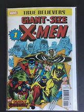 GIANT-SIZE X-MEN #1 MARVEL COMICS NM NEW UNREAD TRUE BELIEVERS