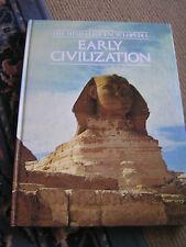 The Mind Alive Encyclopedia Early Civilization. 1984