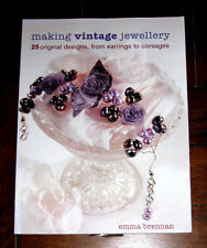 BOOK: Making Vintage Jewelery: 25 Original Designs Earrings Corsages 1910 - 1950