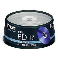 CD, DVD & Blu-ray Discs