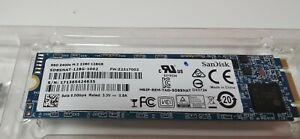 SSD M.2 128Go SanDisk pour ordinateur portable