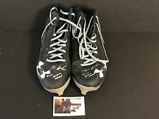 Tim Anderson Chicago White Sox Signed 2016 Game Used Cleats AC1