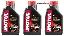 MOTUL 7100 4T 10W40, PACK 3 Litros 100% sintético