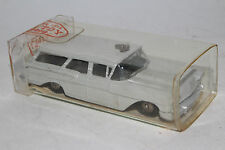 Hubley Real Toys, 1958 Chevrolet Ambulance, Sealed in Box
