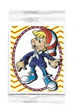 Unopened Kelloggs Cereal Crackle Character Sticker Card
