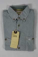Camel Active Langarm Herren-Freizeithemden   -Shirts mit Button-Down-Kragen 64b393f1df