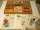 Vintage Tyco Ready to Run Train with Complete Unpunched 55 Piece Scenic City