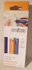 Klebesticks  STEINEL   -FARBIG-       7mm     16 Sticks    96g   150mm
