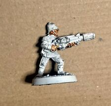 40k Praetorian Guard Melta Citadel Metal OOP Imperial Guard