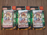 QTY 1 Factory Sealed Yugioh TCG Metal Raiders 'legendary' Blister Pack
