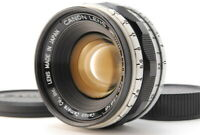 【EXC+++】 Canon 35mm f1.5 Leica Screw Mount LTM L39 Lens From JAPAN #d49
