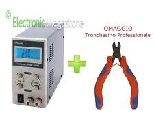 ALIMENTATORE DA BANCO 0/30V 0/5A REGOLABILE DIGITALE ALP-5A ALP3005M