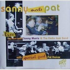 Sonny Morris & the Delta groupe de jazz meets pat Halcox-a live session