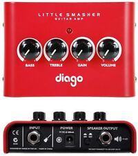 Diago Little Smasher 5 Watt Guitar Amplifier Amp Head In a Pedal!
