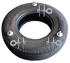Swing Set Swivel Tire Swing hanger hardware Playset tire swing Eye Bolt NO TIRE