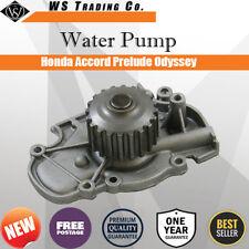 Water Pump For Honda Accord Prelude Odyssey 2.2L 2.3L F22A F22B F23A F22B6 F23A1