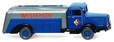 """WIKING 088351 H0-Tankwagen Büssing 8000 """"Westfalen"""""""