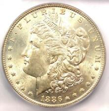 1886-O Morgan Silver Dollar $1 - ICG MS62 - Rare Date in UNC/BU - $1,740 Value!