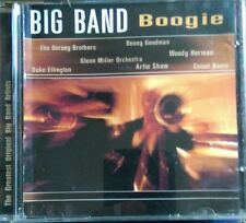 Big Band Boogie - Various Artists Canada Direct Source 2000 CD VG USED