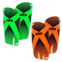 DRB Soccer Shin Guards Prime 2.0 Calf Sleeves Lite Reduce Shocks and Injuries