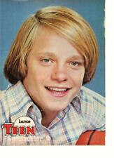 Lance Kerwin Shaun Cassidy teen magazine pinup clipping 1970's Teen Spectacular
