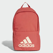 9ac2a37405c Adidas Classic Backpack Women's Girls Rucksack Work School Bag - CG0518 -  Red