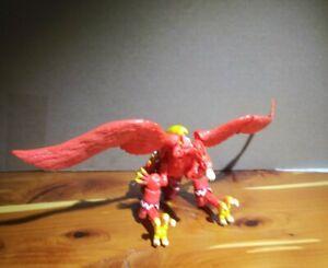 Birdramon to Garudamon Bandai Digivolving Digimon Adventure Figure Complete