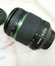 Pentax 18-270 mm lens(used condition)