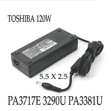 120w19v 6.3a AC Adapter for Toshiba Satellite Pro P500 Pa3717e-1ac3 Pa3290e-1aca