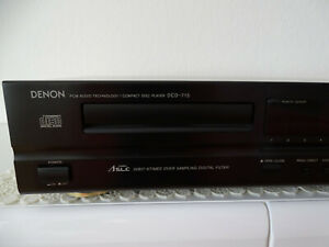 DENON Spitzenklasse CD PLayer  Modell DCD-3560  TOP 100% ok Laderiemen NEU