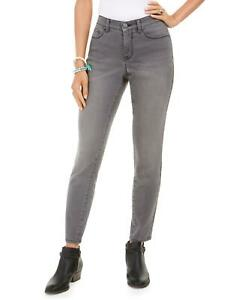 NWT Style & Co Women's Curvy Fit Skinny Bling Pocket Jeans. 100078999