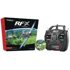Great Planes RF-X Flight Simulator w/InterLink-X Controller GPMZ4540
