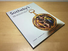 - London 31 March 2004 Eng Magazine Sotheby'S Fine Clocks, Watches, Barometers