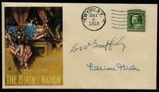 1915 Birth of a Nation Featured on Ltd. Edition Collector Envelope OP1305