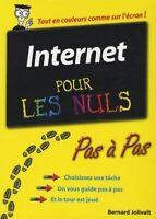 Internet pas à pas pour  les nuls - Bernard Jolivalt - Livre - 261705 - 2237715