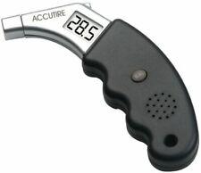 Talking Digital Tire Pressure Gauge English Spanish Measurement  LCD Display