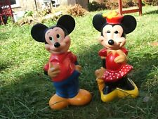 LATEX MOULD MOULDS MOLD.     MICKEY AND MINNIE MOUSE
