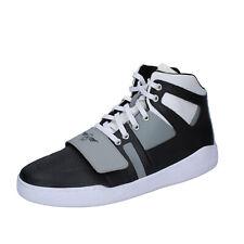 mens shoes CREATIVE RECREATION 6 (EU 40) sneakers black textile leather BS746-40