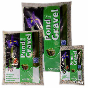 Velda Pond Gravel 4-6mm Substrate Plant Island Basket Marginal Inert Fish Koi